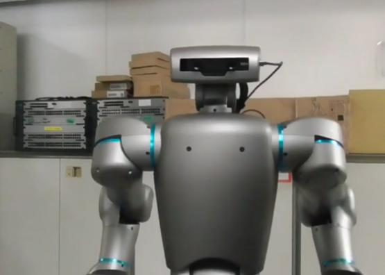 Tokyo Robotics uses Perception Neuron motion capture to control a robot.